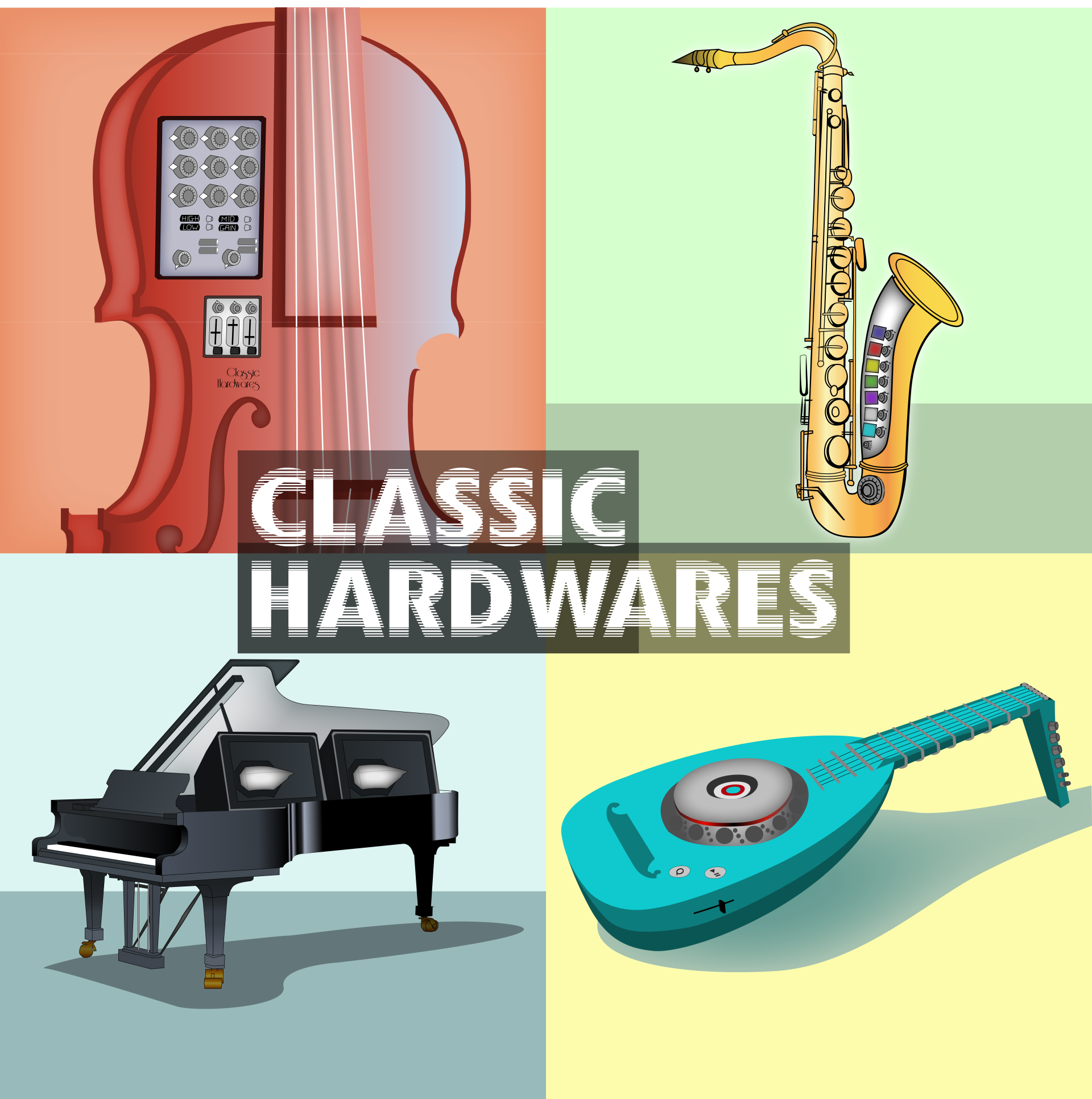 classic hardware - cover
